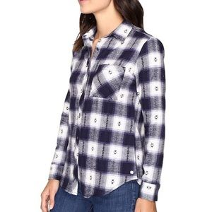 Rip Curl Button Up Flannel